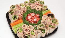 Fresh wrap selection